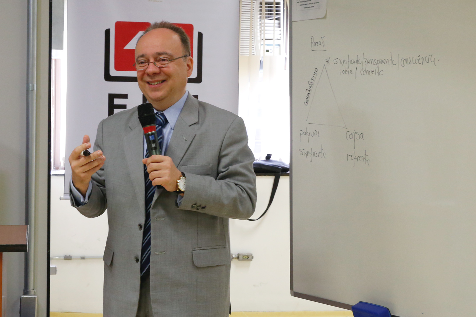 EPM inicia o curso 'O Direito e a razão discursiva – elementos de Lógica Jurídica'