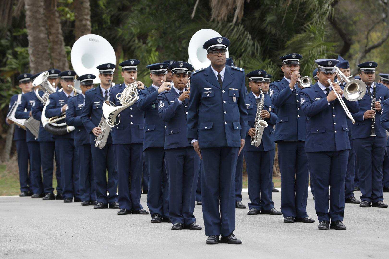 TJSP participa de solenidade da Força Aérea Brasileira
