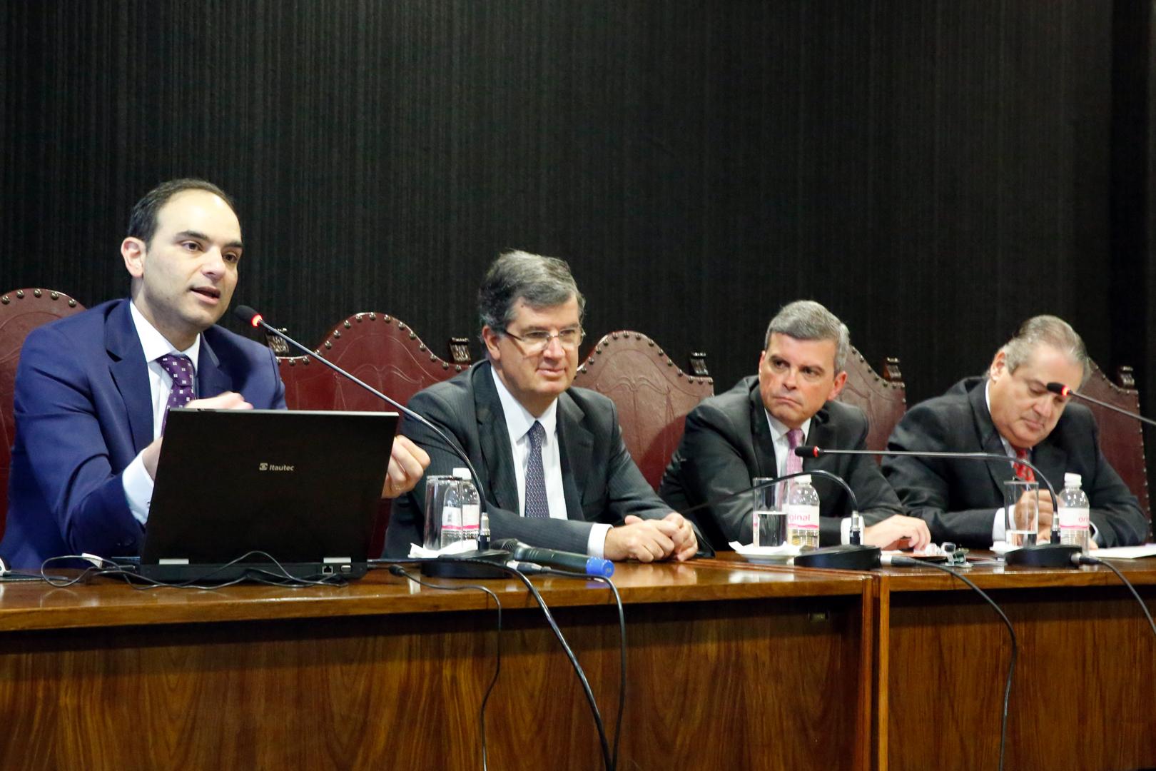 EPM inicia o curso 'Questões controvertidas do Direito Imobiliário' no Gade 23 de Maio