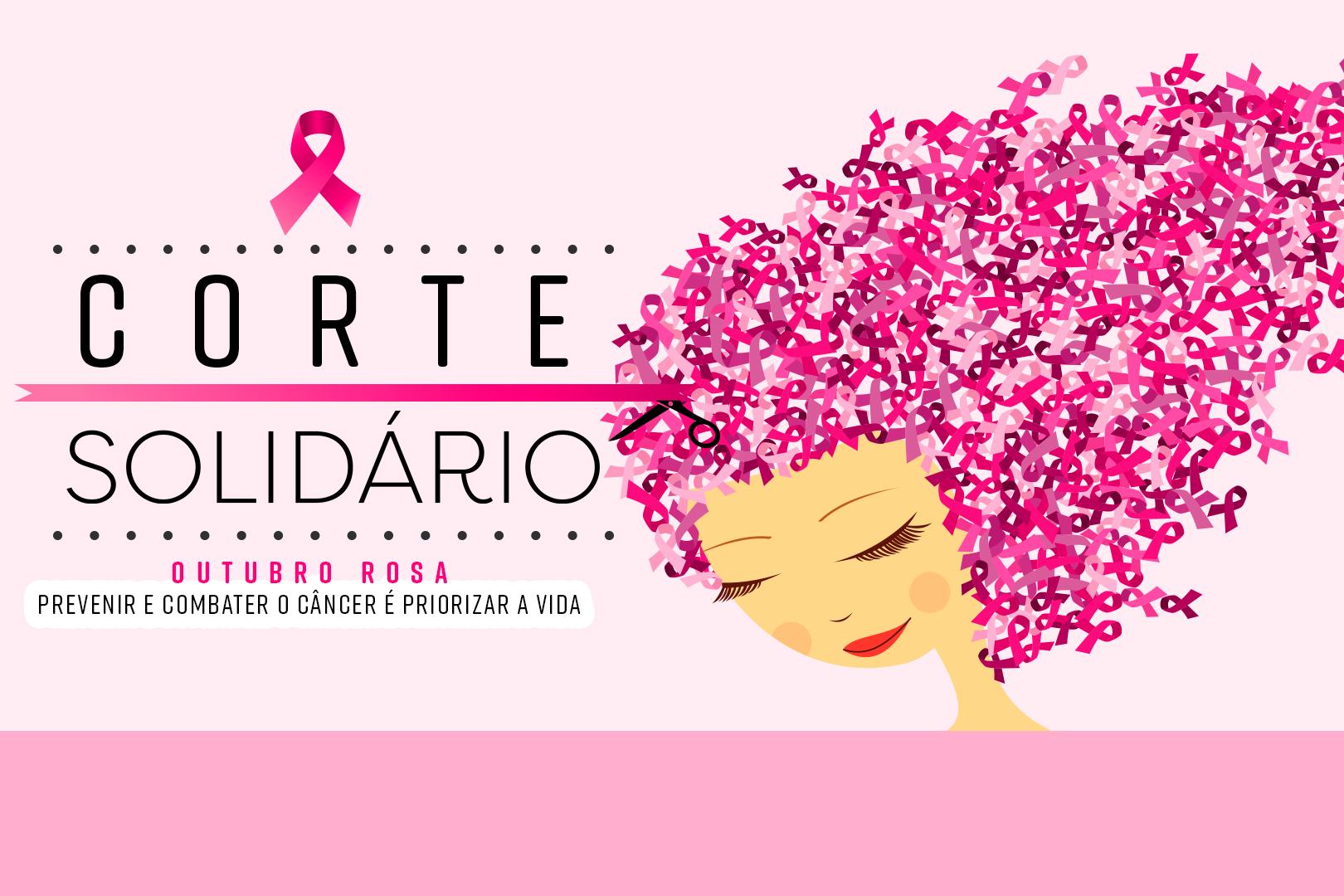TJSP promove Corte Solidário: participe dessa ação no Outubro Rosa