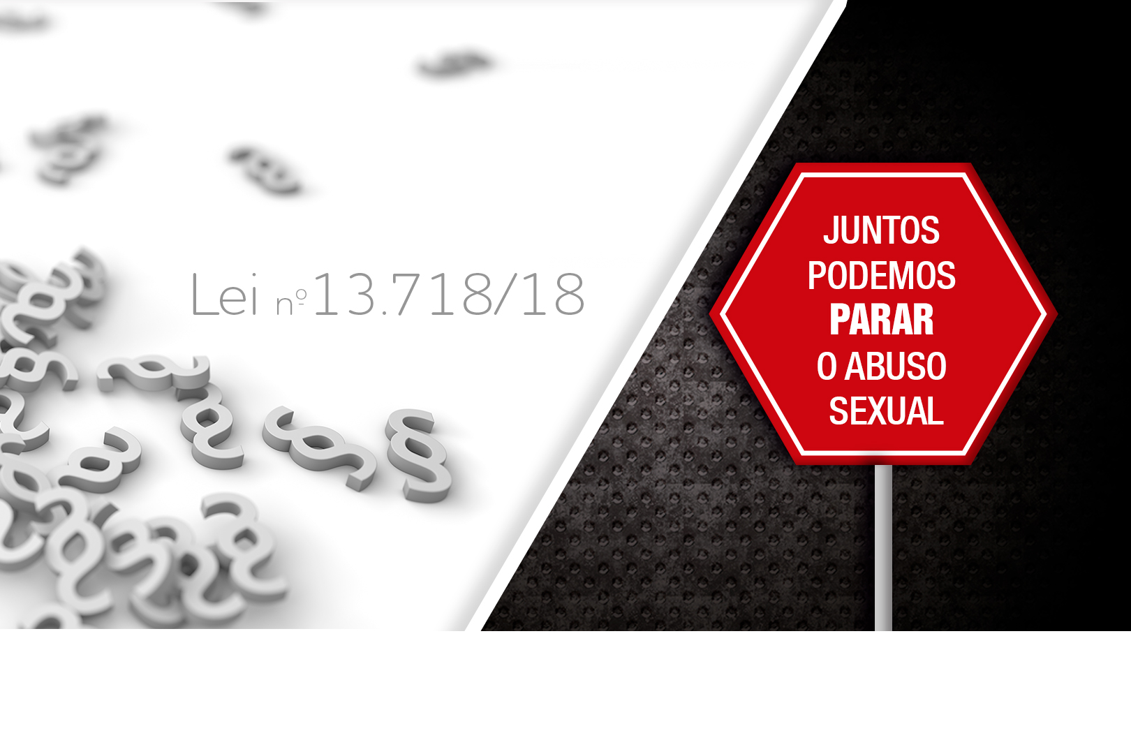 Sancionada lei que criminaliza importunação sexual