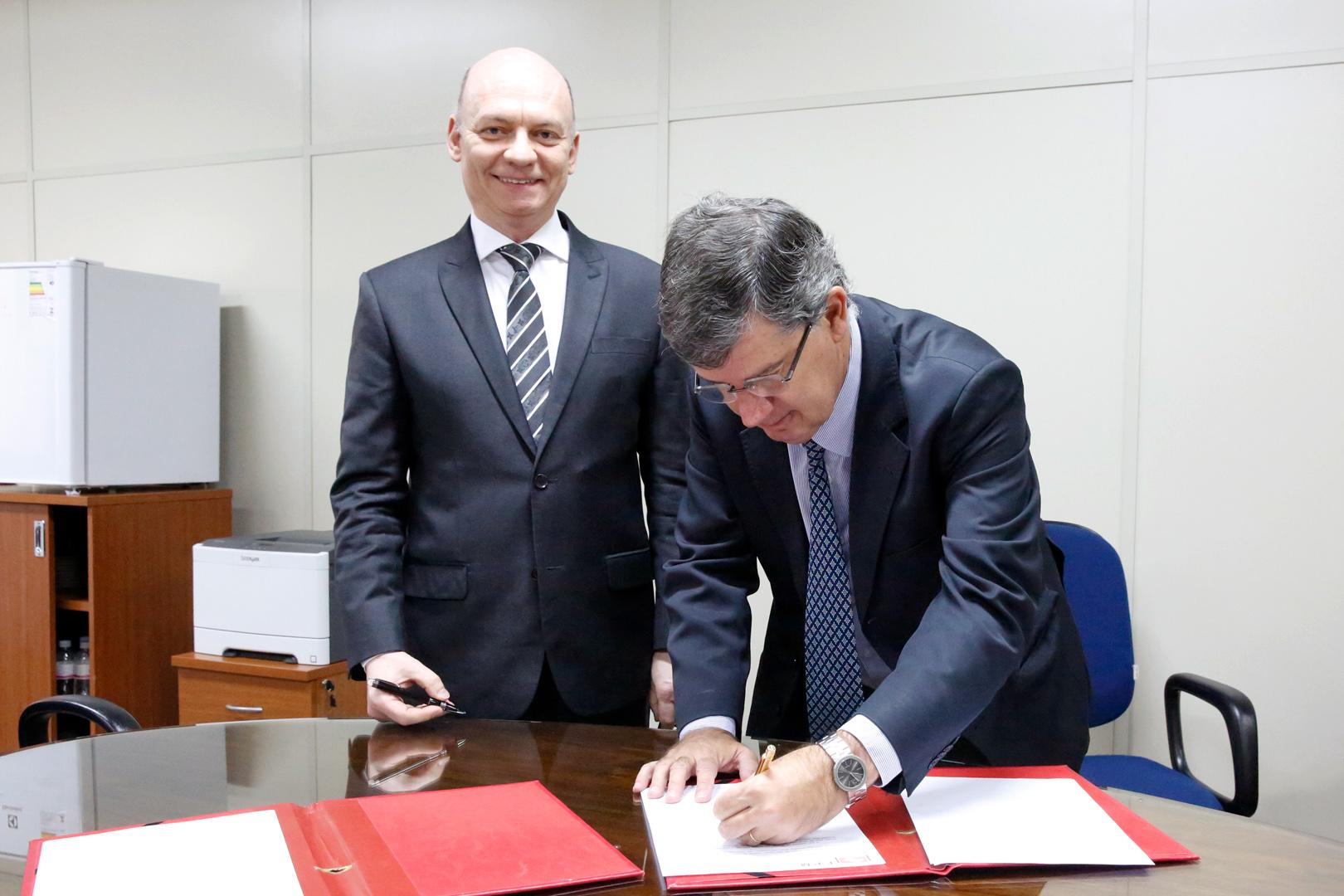 EPM firma convênio de cooperação com a Federación Latinoamericana de Magistrados