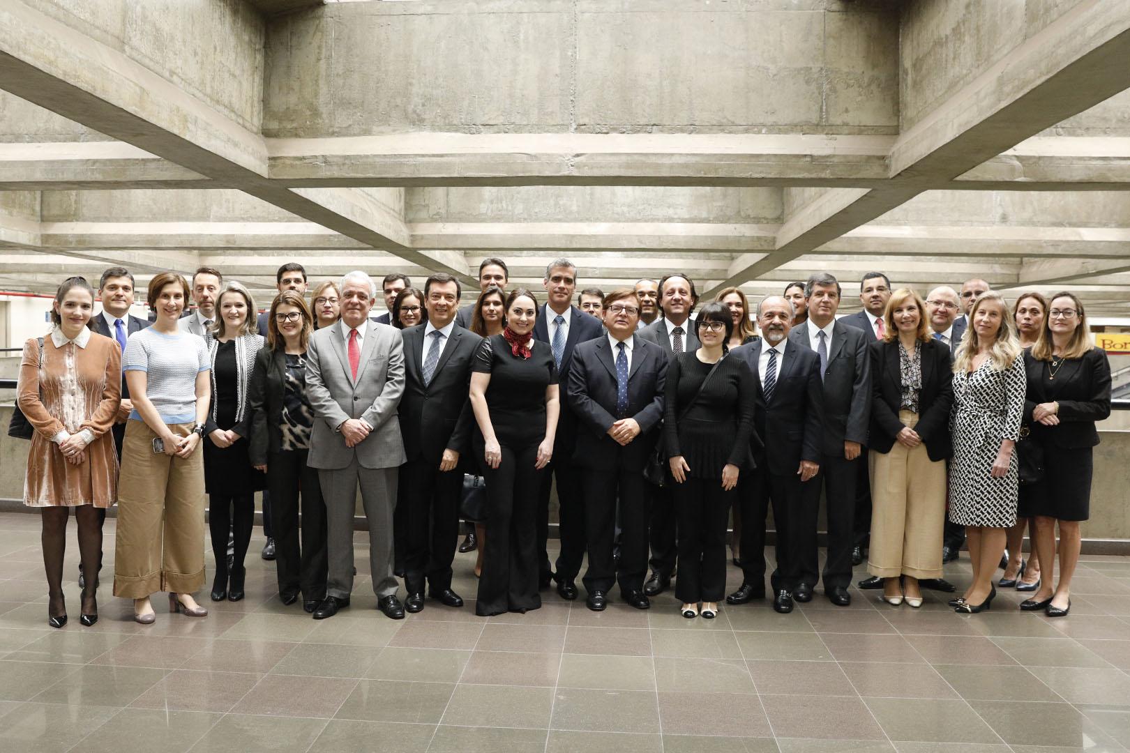 Ministros do STJ reúnem-se com juízes criminais no Fórum da Barra Funda