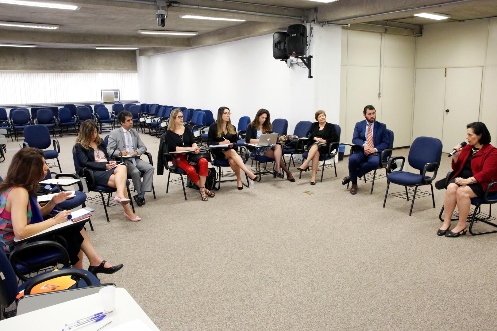EPM promove curso de formação continuada sobre feminicídio